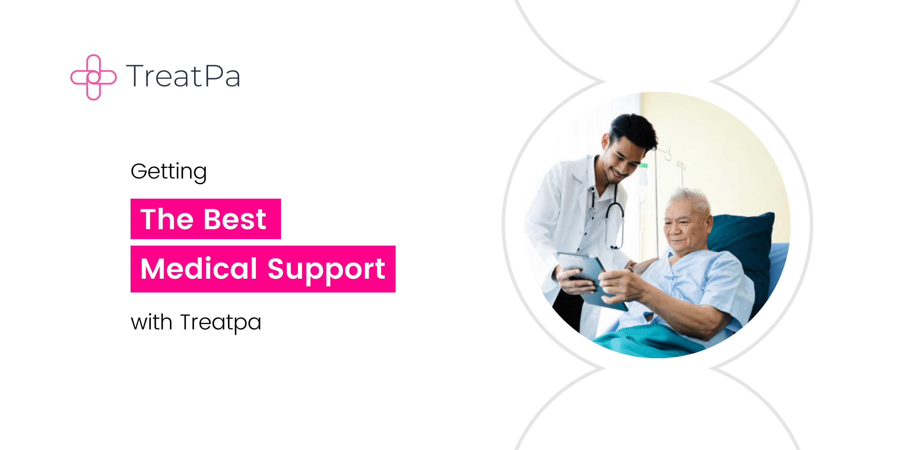 Best Medical Support by Treat Pa