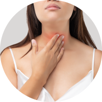 Causes of Irregular periods - Thyroid issues