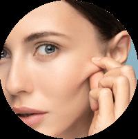 Symptoms of Facelift - Skin Elasticity