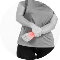 Symptoms of Carpal Tunnel Syndrome - Pain in the Wrist at Night