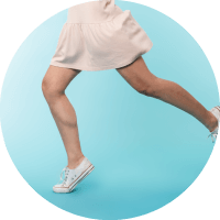 Causes of ACL Tear - Improper Landing