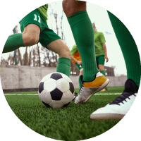 Causes of ACL Tear - Hit on the Knee and Collision