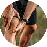 Symptoms of ACL Tear - Acute pain in the knee