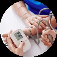 Causes of Diabetic Foot Ulcer - High Blood Pressure