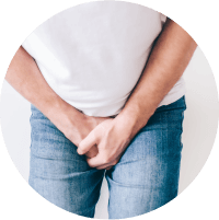 Symptoms of Varicocele - Twisted Veins in the Scrotal Sac