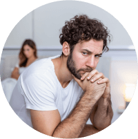 Symptoms of Male Fertility - Sexual Desires Getting Changed