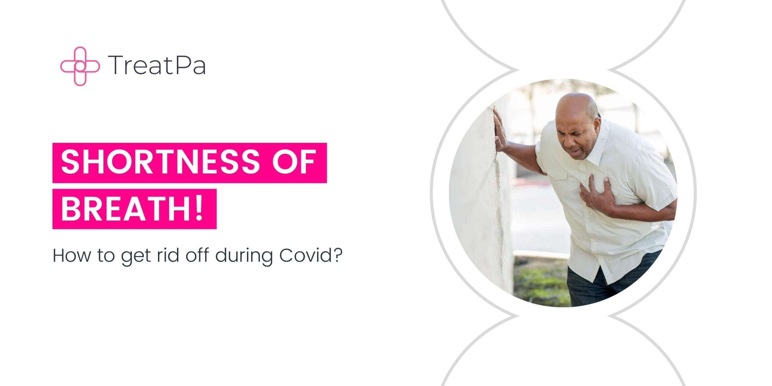 Breathing problems due to Covid-19